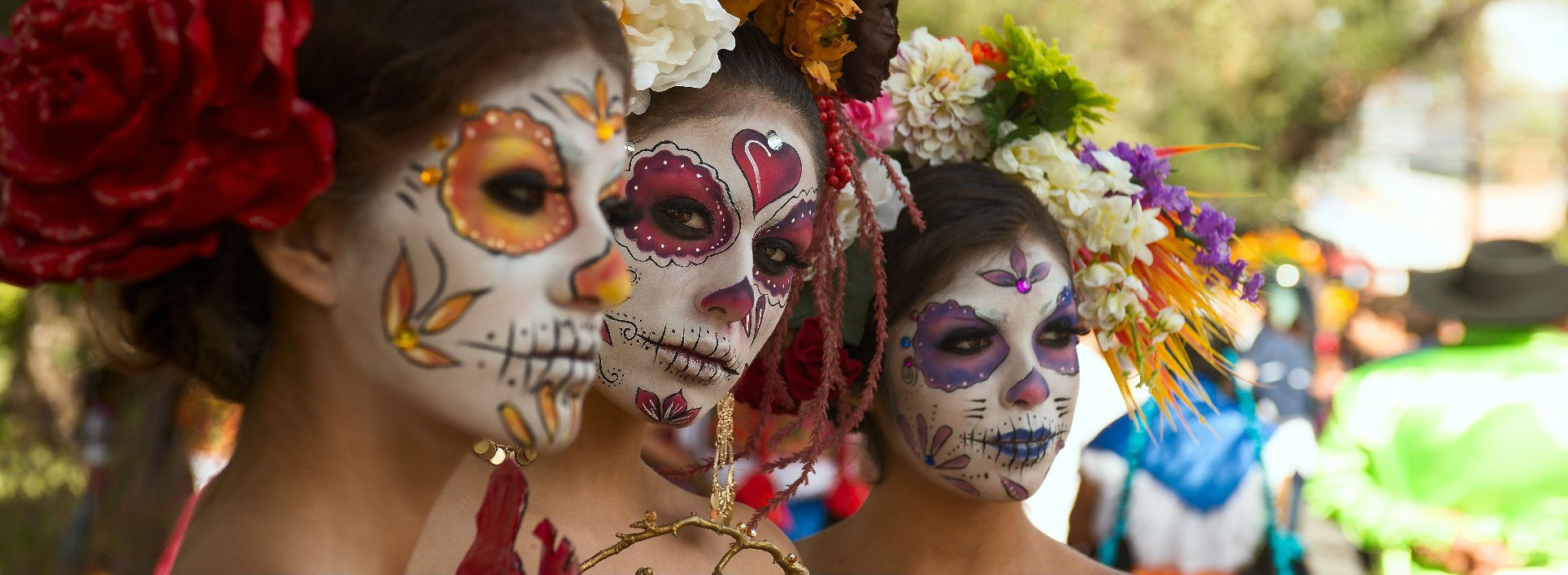 Day of the Dead, Halloween, Isla Mujeres, Privilege Aluxes, Mexico, Resort, Hotel